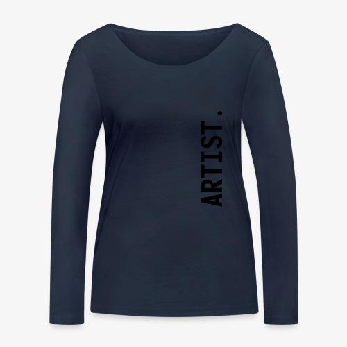 ARTIST. - T-shirt manches longues bio Stanley & Stella Femme