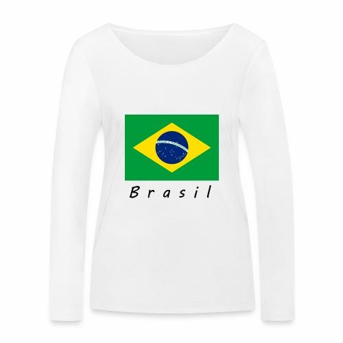 Brasil - Frauen Bio-Langarmshirt von Stanley & Stella