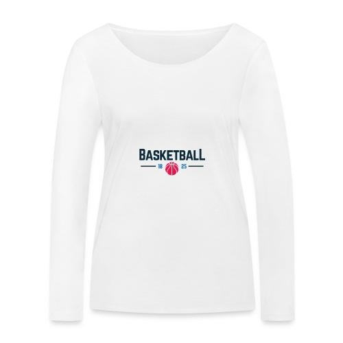 Basketball - Maglietta a manica lunga ecologica da donna di Stanley & Stella