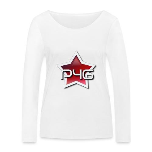 logo P4G 2 5 - T-shirt manches longues bio Stanley & Stella Femme
