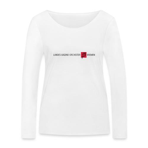 LJO Logo - Frauen Bio-Langarmshirt von Stanley & Stella