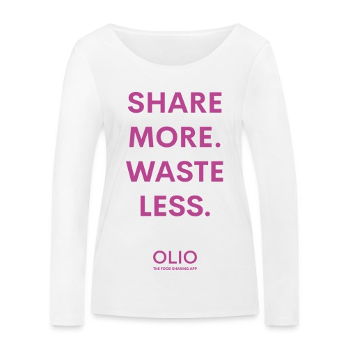 Campaign t-shirt2_Front2_ - Women's Organic Longsleeve Shirt by Stanley & Stella