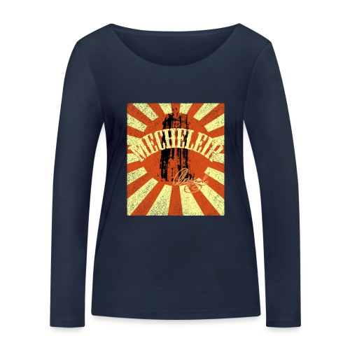 MecheleirOriginal5a - Vrouwen bio shirt met lange mouwen van Stanley & Stella