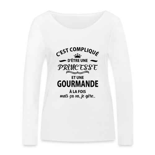 cxvxg - T-shirt manches longues bio Stanley & Stella Femme