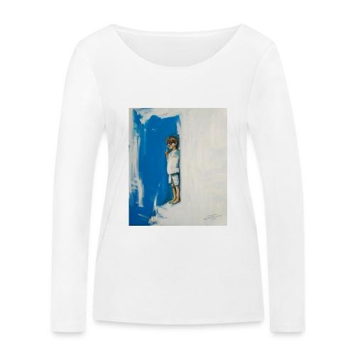 THE CHOICE - Ekologiczna koszulka damska z długim rękawem Stanley & Stella