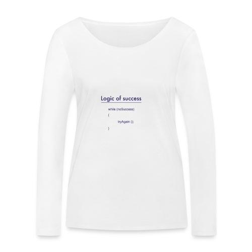 success - Frauen Bio-Langarmshirt von Stanley & Stella
