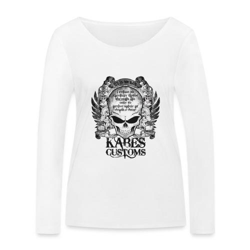 Kabes Tiptoe T-Shirt - Women's Organic Longsleeve Shirt by Stanley & Stella