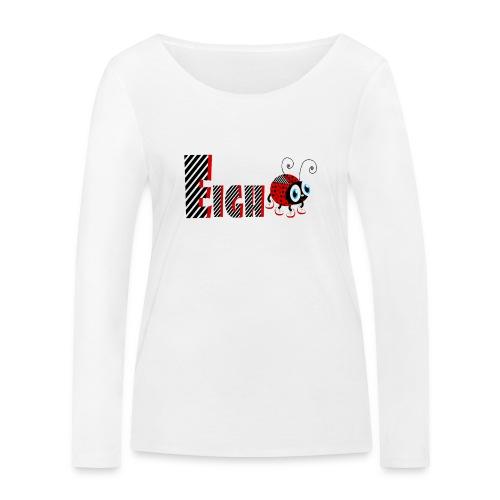 8nd Year Family Ladybug T-Shirts Gifts Daughter - Frauen Bio-Langarmshirt von Stanley & Stella