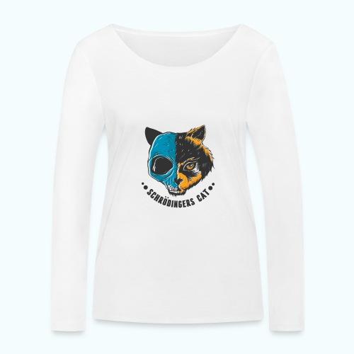 Schrödinger's Cat - Women's Organic Longsleeve Shirt by Stanley & Stella