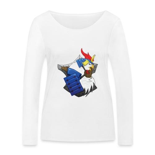 back png - T-shirt manches longues bio Stanley & Stella Femme