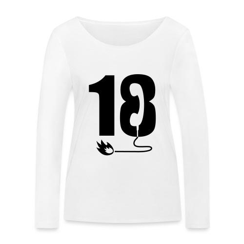 18 - T-shirt manches longues bio Stanley & Stella Femme