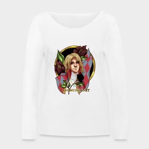 Geneworld - Hauru - T-shirt manches longues bio Stanley & Stella Femme