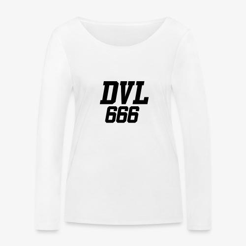DVL666 - Camiseta de manga larga ecológica mujer de Stanley & Stella