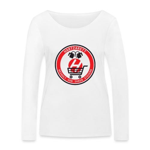 Hartzarett - Frauen Bio-Langarmshirt von Stanley & Stella