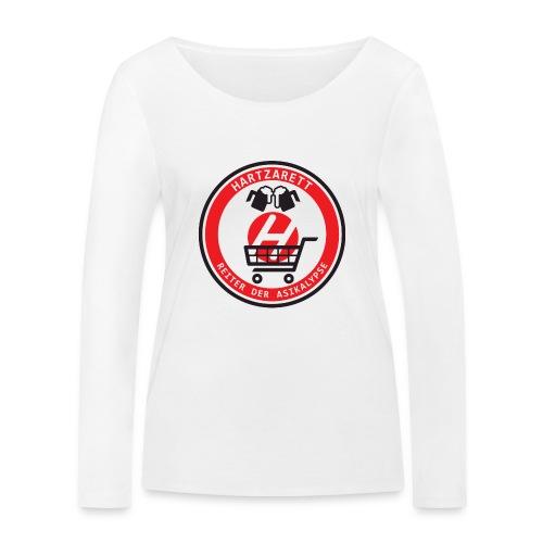 Hartzarett Reiter der Asikalypse - Frauen Bio-Langarmshirt von Stanley & Stella