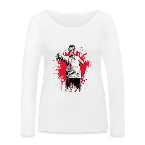 zombie - T-shirt manches longues bio Stanley & Stella Femme