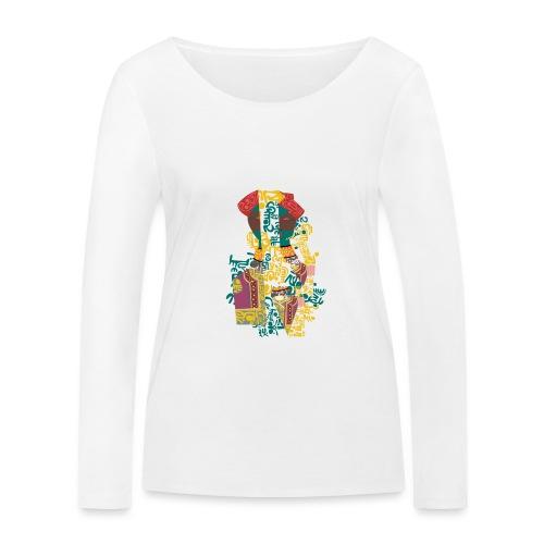 G'sab - Tunisia Today - Women's Organic Longsleeve Shirt by Stanley & Stella
