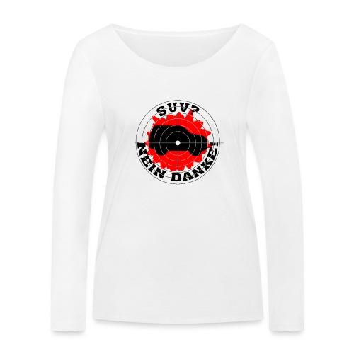 SUV? Nein danke! - Frauen Bio-Langarmshirt von Stanley & Stella