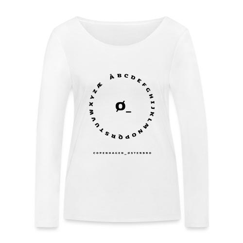 Østerbro - Økologisk Stanley & Stella langærmet T-shirt til damer