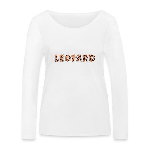 leopard 1237253 960 720 - Frauen Bio-Langarmshirt von Stanley & Stella