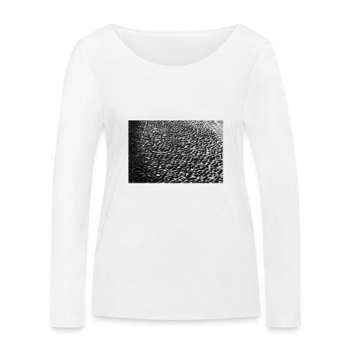 cobblestone shirt - Vrouwen bio shirt met lange mouwen van Stanley & Stella