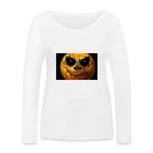 Halloween Mond Shadow Gamer Limited Edition - Frauen Bio-Langarmshirt von Stanley & Stella