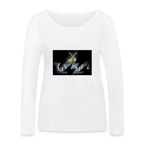 GYPSIES BAND LOGO - Women's Organic Longsleeve Shirt by Stanley & Stella