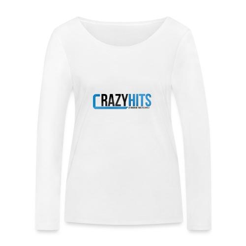 CrazyHIT - T-shirt manches longues bio Stanley & Stella Femme