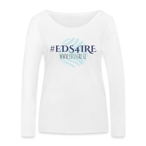 #EDS4IRE main - Women's Organic Longsleeve Shirt by Stanley & Stella