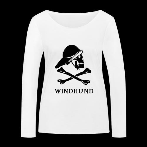 ~ Windhund ~ - Frauen Bio-Langarmshirt von Stanley & Stella