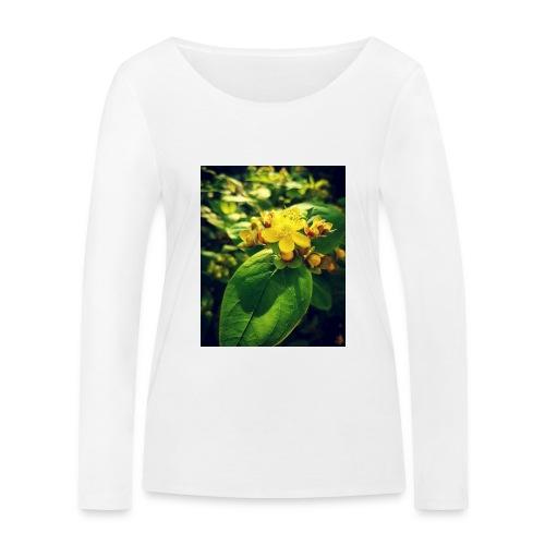 Fleur - T-shirt manches longues bio Stanley & Stella Femme