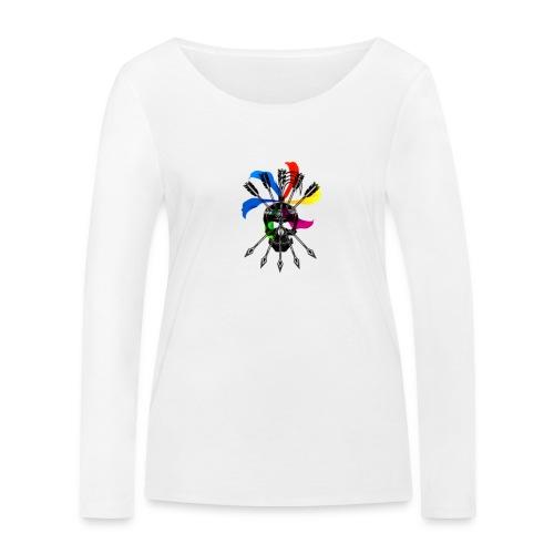Blaky corporation - Camiseta de manga larga ecológica mujer de Stanley & Stella