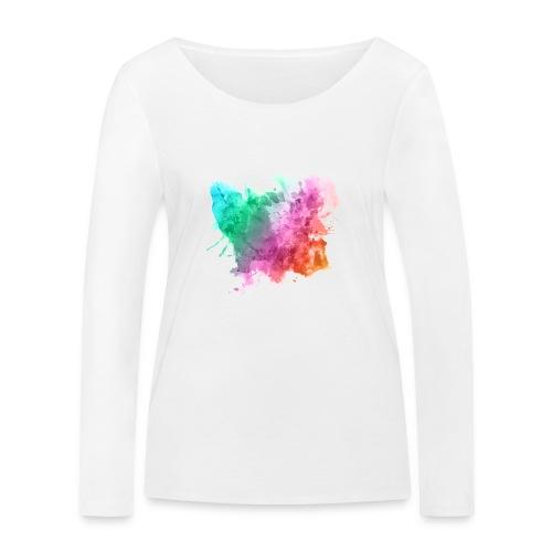 Tache - T-shirt manches longues bio Stanley & Stella Femme