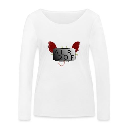 Adlorf - Ekologiczna koszulka damska z długim rękawem Stanley & Stella
