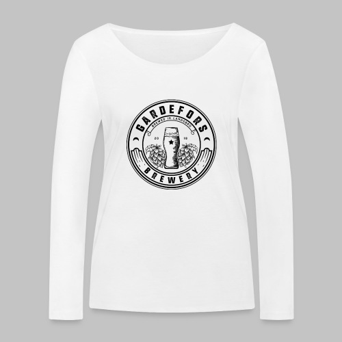 Gardefors Brewery - Ekologisk långärmad T-shirt dam från Stanley & Stella