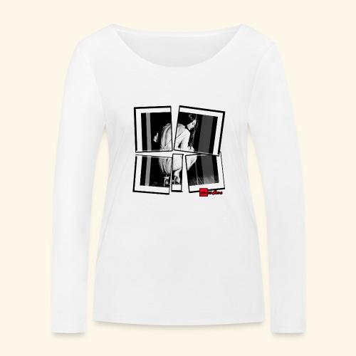 asia art 3 - T-shirt manches longues bio Stanley & Stella Femme