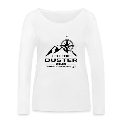 DUSTER TELIKO bw2 - Women's Organic Longsleeve Shirt by Stanley & Stella