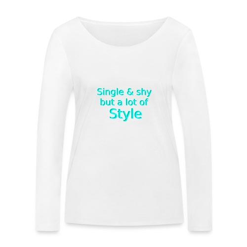 Single Shirt - Frauen Bio-Langarmshirt von Stanley & Stella