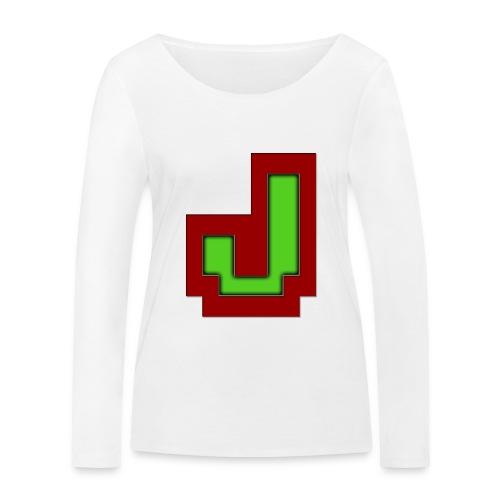 Stilrent_J - Økologisk Stanley & Stella langærmet T-shirt til damer