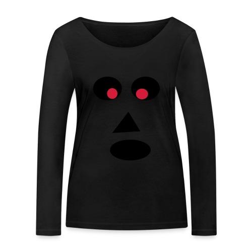 Ansigt - Økologisk Stanley & Stella langærmet T-shirt til damer