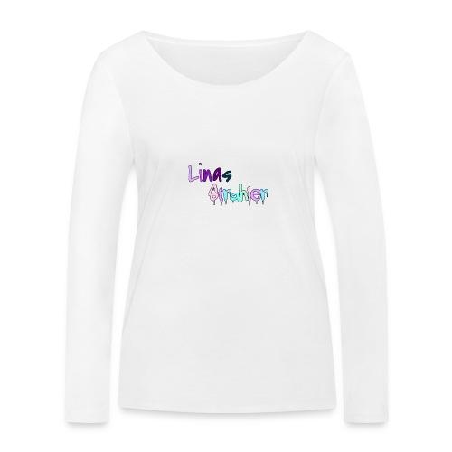 Linas Strahler - Frauen Bio-Langarmshirt von Stanley & Stella