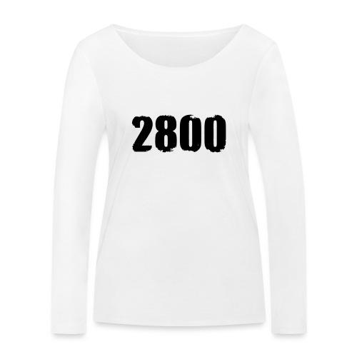 2800 - Vrouwen bio shirt met lange mouwen van Stanley & Stella