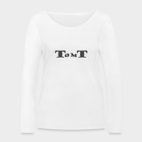 TomT design - Vrouwen bio shirt met lange mouwen van Stanley & Stella