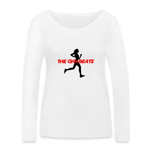 THE GYM BEATS - Music for Sports - Frauen Bio-Langarmshirt von Stanley & Stella