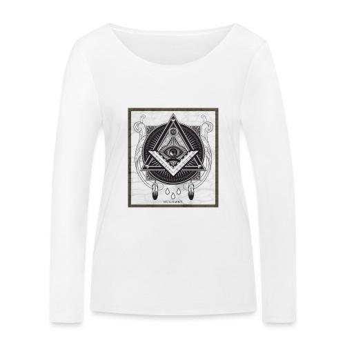 Illuminati - T-shirt manches longues bio Stanley & Stella Femme