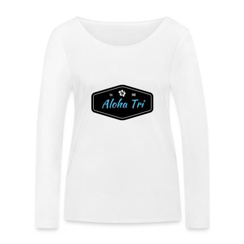 Aloha Tri Ltd. - Women's Organic Longsleeve Shirt by Stanley & Stella
