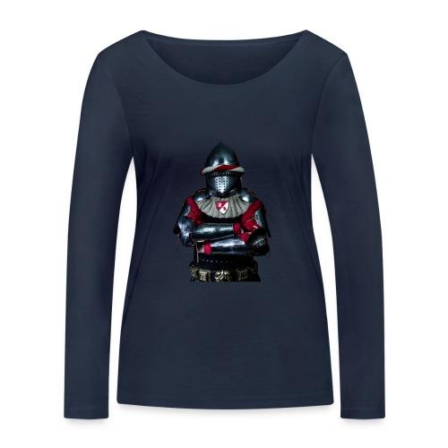chevalier.png - T-shirt manches longues bio Stanley & Stella Femme
