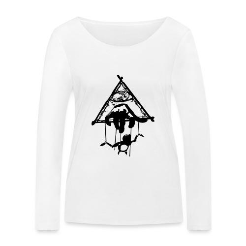 Killuminati Symbol - Frauen Bio-Langarmshirt von Stanley & Stella