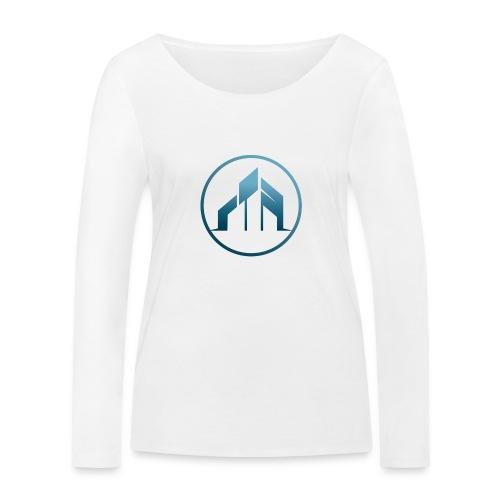 praise community church - Stanley & Stellan naisten pitkähihainen luomupaita