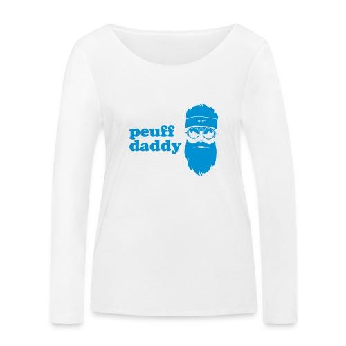 Peuff daddy - T-shirt manches longues bio Stanley & Stella Femme